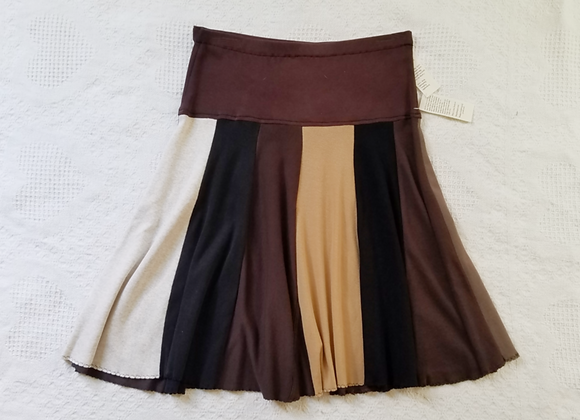 Soft Neutrals Twirly Skirt size S/M