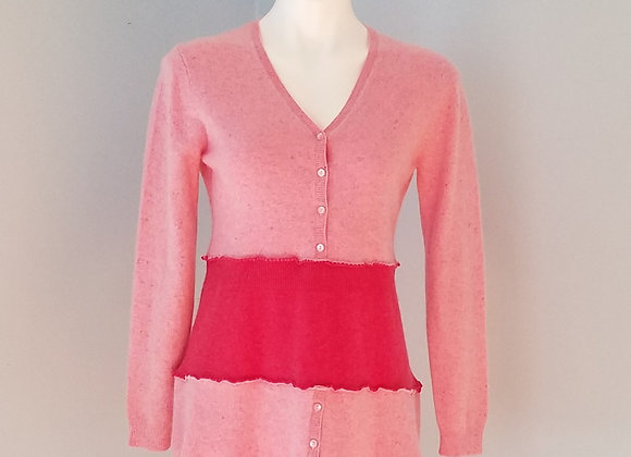 Pink Cashmere Tunic