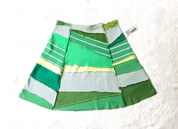 Green Peace Skirt Size M