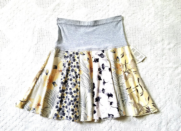 Sunshine and Shadows Mini Twirly Skirt size XS