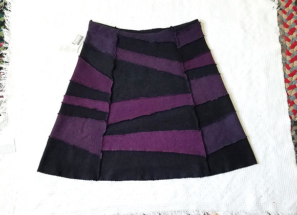 Wool Peace Skirt size L-XL