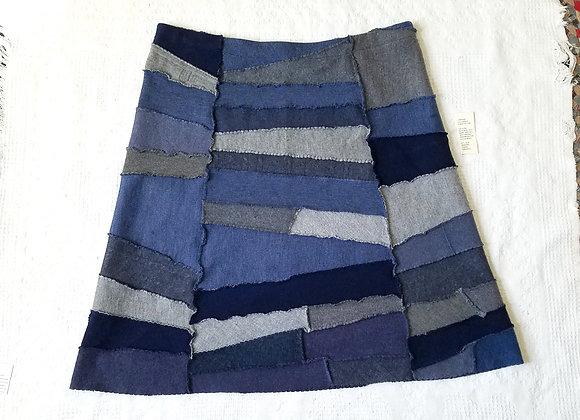 Wool Peace Skirt size XL