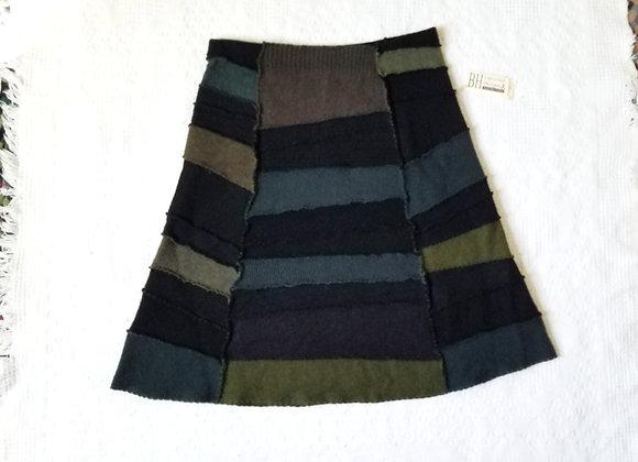 Wool Peace Skirt Size M