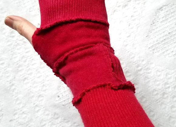 "Cashmere Opera Gloves 9"" x 3.5"""