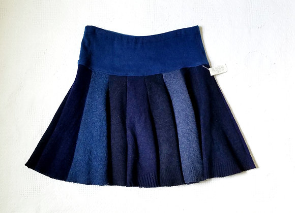 Wool Twirly Skirt size L-XL