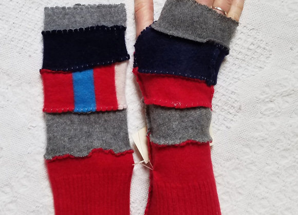"Cashmere Opera Gloves 10"" x 3.5"""