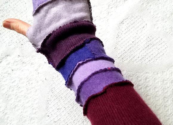 "Cashmere Opera Gloves 11"" x 4"""
