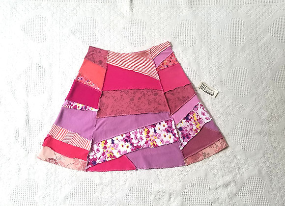 Pink Peace Skirt Size M