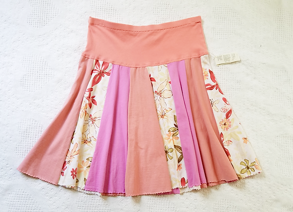 Summer Sherbet Twirly Skirt size M