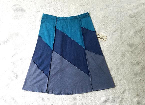 Summer Sky Skirt size S-M