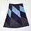 Thumbnail: Wool Midi Skirt size L