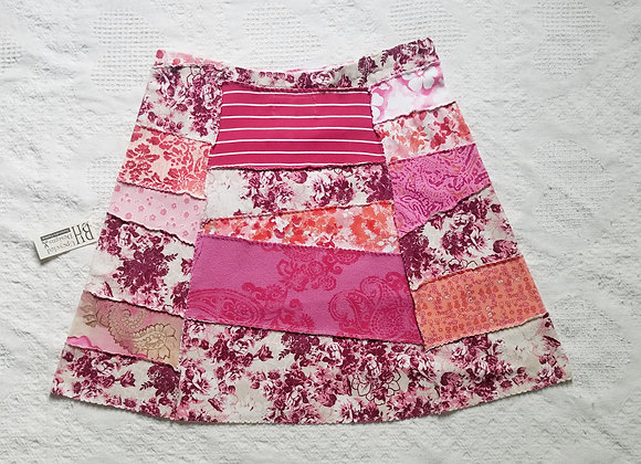 Pink Peace Skirt size M-L