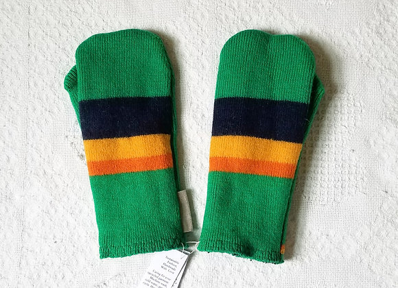 Cashmere-Lined Mittens heavy weight