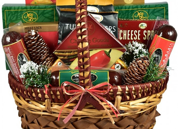 A Cut Above, Holiday Cheese and Sausage