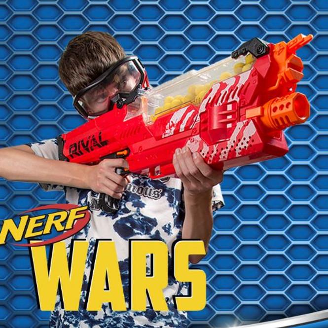 Fortnite Nerf Boot Camp 3