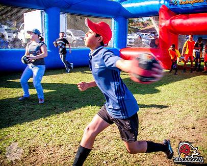 Blast Zone Events Dodgeball