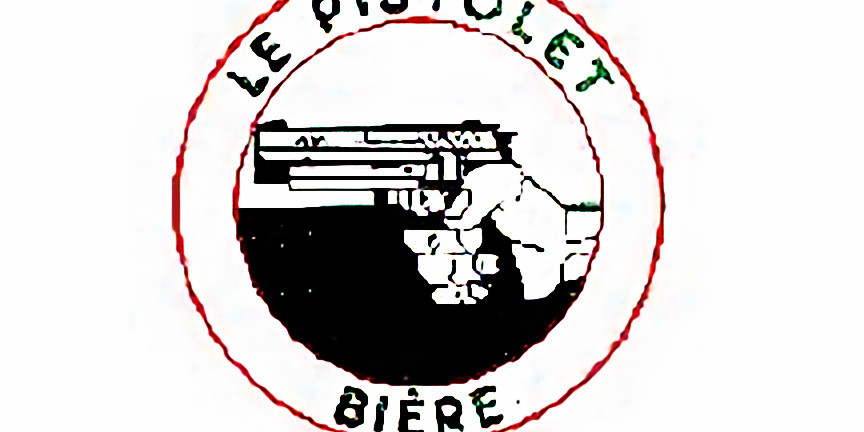 Match Amical, Le pistolet Bière , section tir pratique