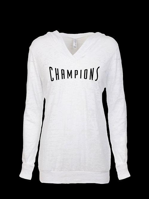 Ladies Champions Burnout