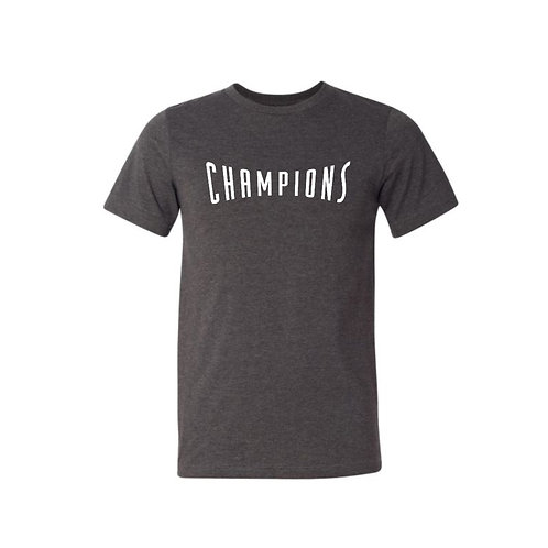 Youth Champions Letters Tshirt
