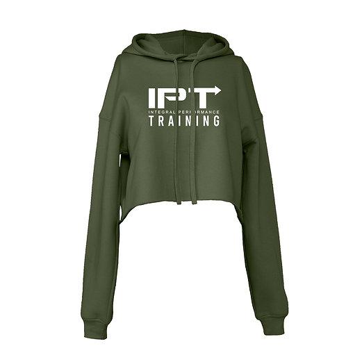 IPT Crop Hoodie