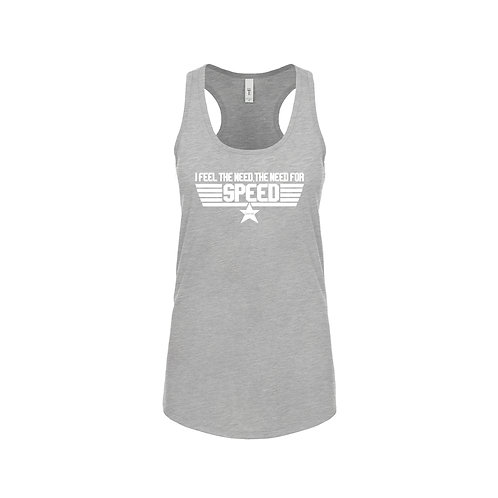 Top Gun - All Zoomed Out Racerback