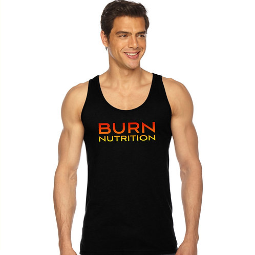 Faded Burn Nutrition Tank