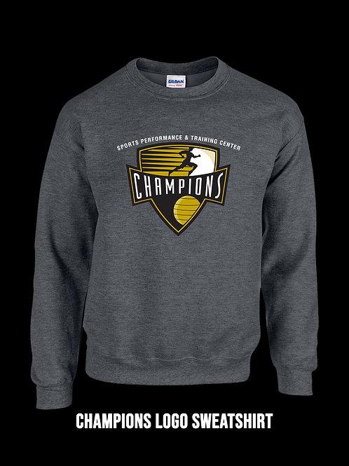Champions Logo Sweatshirt
