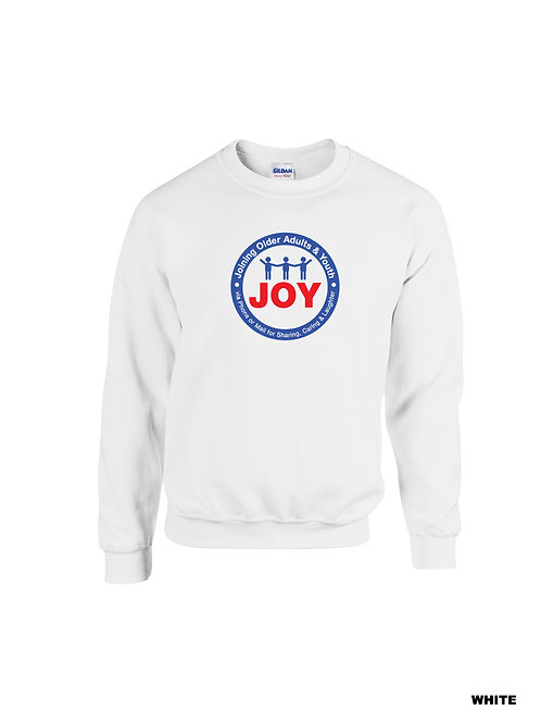Joy Full Color Sweatshirt