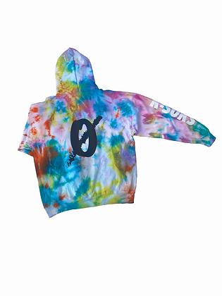 XL || Custom Tie Dye Hoodie