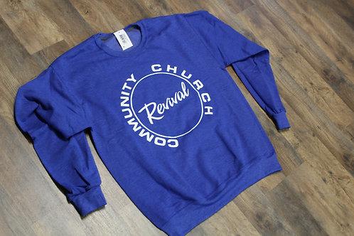 Blue Revival Sweatshirt