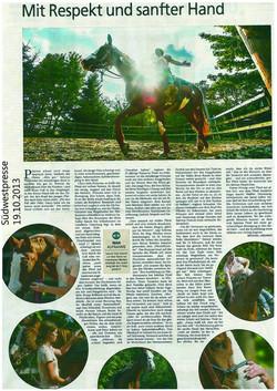 SuedWest Presse Germany 2013