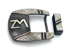 custom buckle