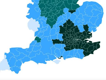 London in Lockdown Tier 4
