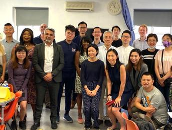 HongKongers Roundtable with the GLA