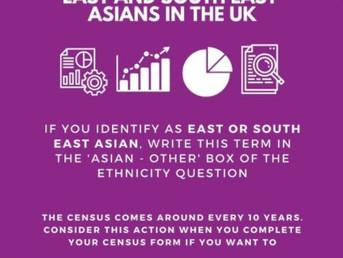 Census 2021 guidance in 9 ESEA languages