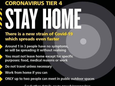 A new strain of Covid-19