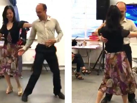 New Latin and Ballroom Dance Classes
