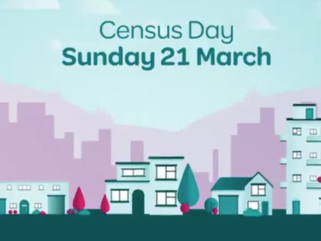 Promotional video about census time table