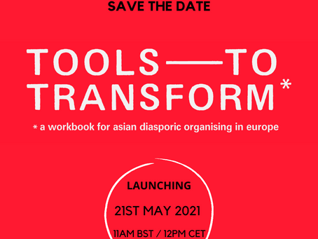 Launch of Tools to Transform