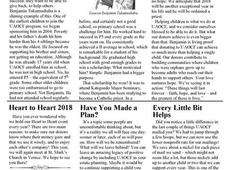 ChildLine Volume XIV, February 2018