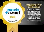 PraxisPlusAward_Ambassador_Siegel_klein-