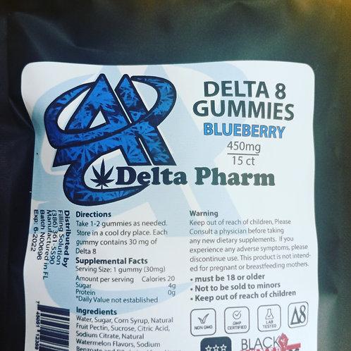 Delta 8 30mg gummies