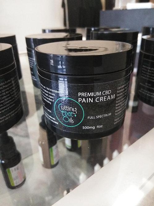 Cutting EDGE Oils 500mg Pain Cream