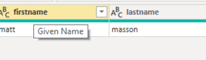 Adding Tooltips To Column Headers In The Power Query Editor In Power BI And Excel from Chris Webb&#8