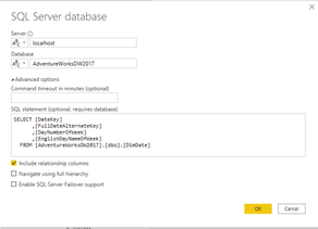Why Is Power BI Running My SQL Query Twice? from Chris Webb's BI Blog