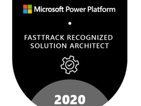 FastTrack Recognized Solution Architect from DataChant