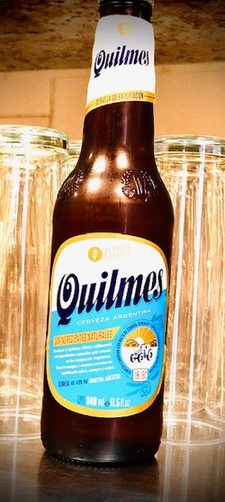 botella quilmes