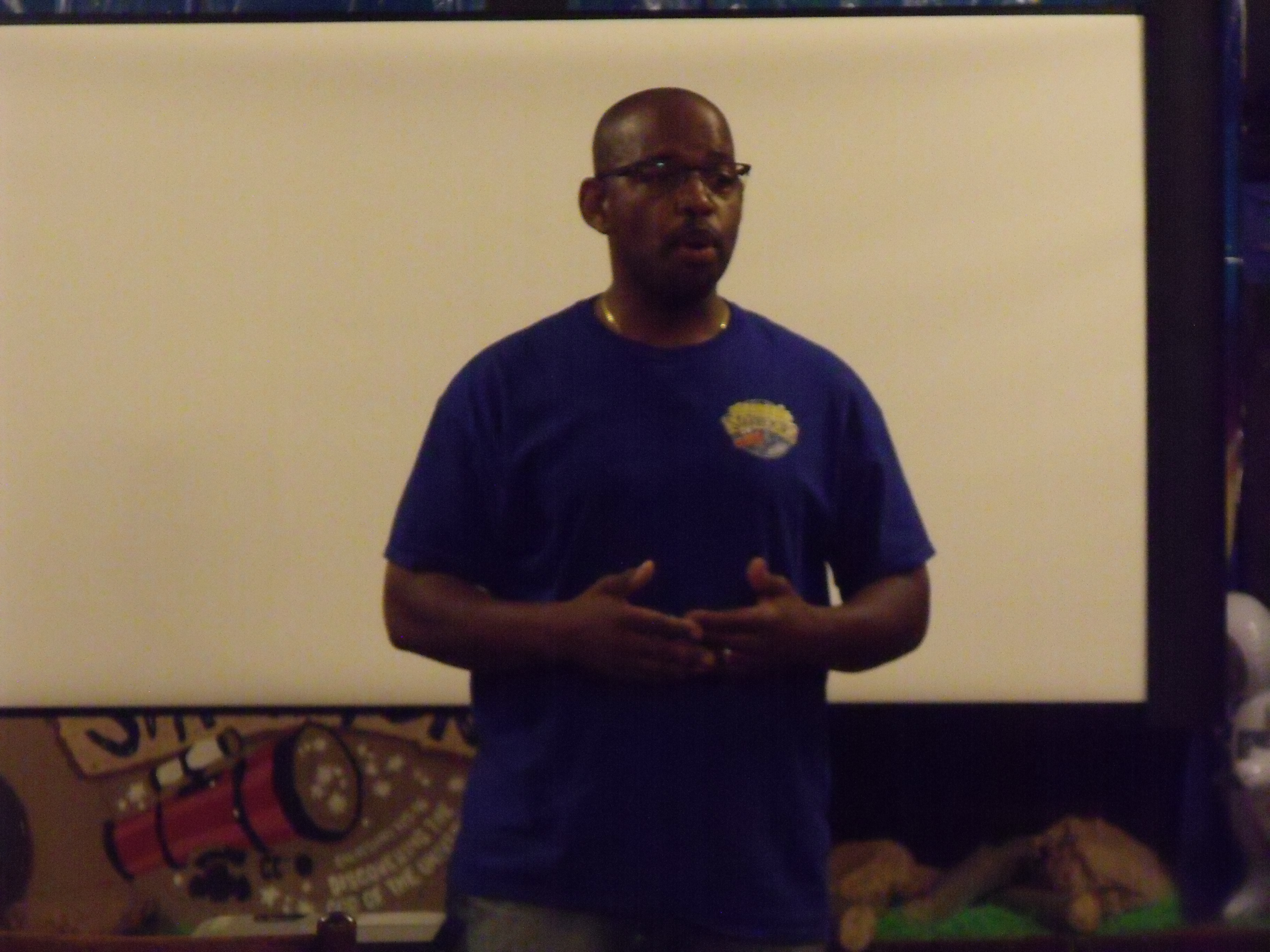 Pastor Martin Smith