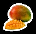 Tranches Ripe Mango
