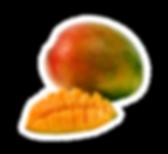 Verrine de crevettes à la mangue